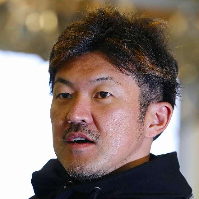 復興への思いを語る中川誠一郎
