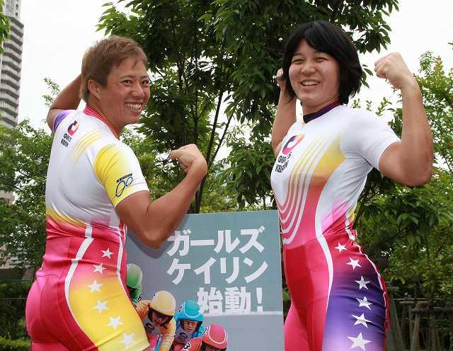 中村由香里と加瀬加奈子
